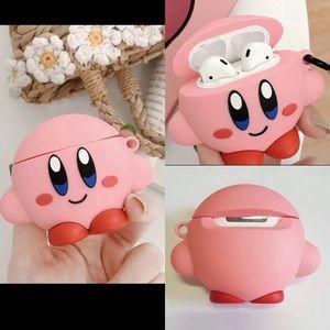 AirPod 1/2 Case 3D Kirby Earphone Case